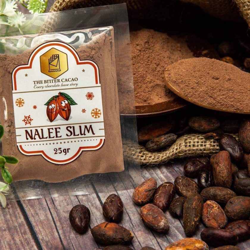 Review Cacao Nalee Slim